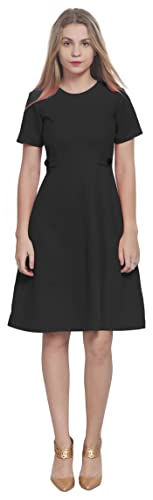 Marycrafts Womens Classy Vintage 1960s Office Work A Line Dress