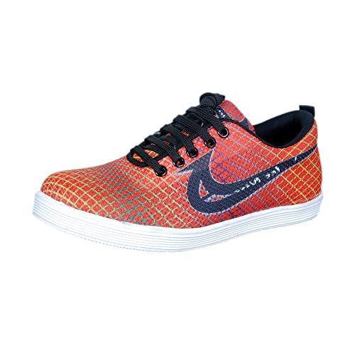 0ea92f749d835a Messi Men s mesh Casual Shoes  Buy Online at Low Prices in India ...