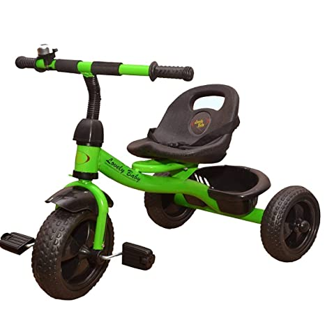 79fd0b1ae2ec Buy PA Toys Baby Tricycle for Kids with Front   Basket Recommended ...