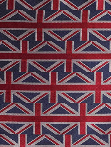 Paisley of London, Boys Royal Union Jack Slim Tie, One Size by Paisley of London (Image #1)