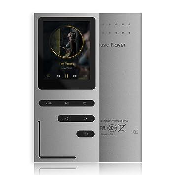 "Vorstik V1 Bluetooth 8GB Digitales Audio Player /& 2.4/"" TFT MP3 Player"
