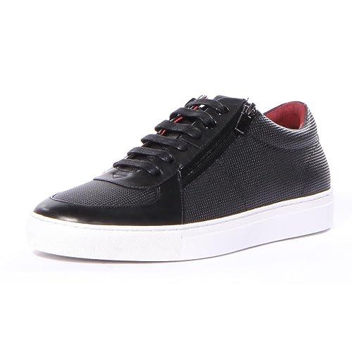 Amazon.com  Hugo Boss Futurism Tenn Item Shoes 12 M US Men Black  Shoes bebff4c16d