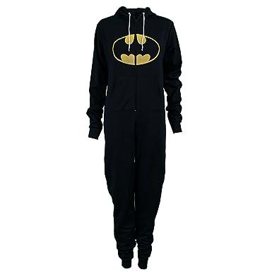 a39a5c2003 NEW para hombre traje de neopreno para Mujer SUPERMAN BATMAN con capucha  con cremallera incluye el mono músculos pijama (S M