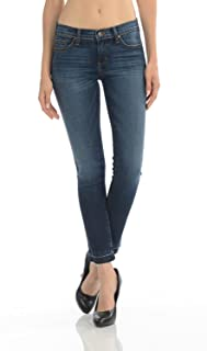 product image for Angry Rabbit Womens Premium Deisgners Open Hem Cropped Jeans Made in USA