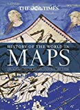 img - for History of the World in Maps: The Rise and Fall of Empires, Countries and Cities book / textbook / text book