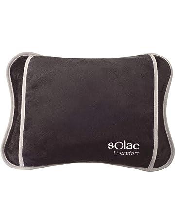 Solac CB8981 - Bolsa de agua térmica Caldea, 360 W, ergonómica, 120 minutos