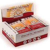 HeatPaxx Körperwärmer - Dünne Wärmepflaster für punktgenaue Wohlfühlwärme | 15 oder 40 Wärmespender im Vorteilspack