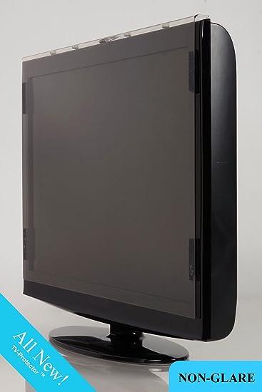 TVProtector TM 42 - 43 pulgadas sin brillo TV Protección de pantalla para LCD, LED y Plasma HDTV televisor: Amazon.es: Electrónica