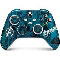 Skin Adesivo para Xbox Series S X Controle - Avengers Vingadores Comics