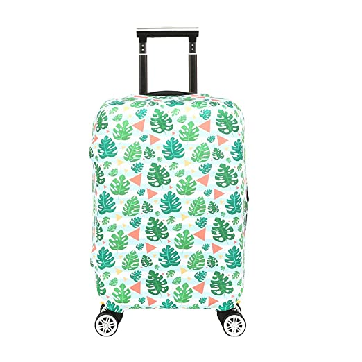 45d932fd9a2e Fvstar Travel Luggage Cover Spandex Suitcase Protector Washable Baggage  Covers