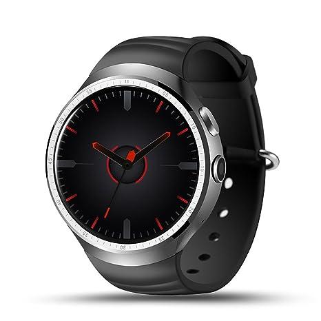 PINCHU LES1 reloj inteligente reloj Android 5.1 Smartwatch hombres ...