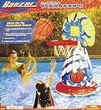Jam 'N Splash Pool Hoops Inflatable Pool Basketball