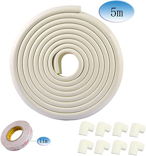 Toddlers Chair Table Edge Corner Safety Strip Guard Protective Cushion Tape