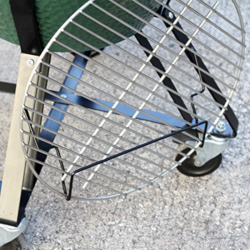 Why Choose Grate Rack for Big Green Egg (R) size Large & Medium