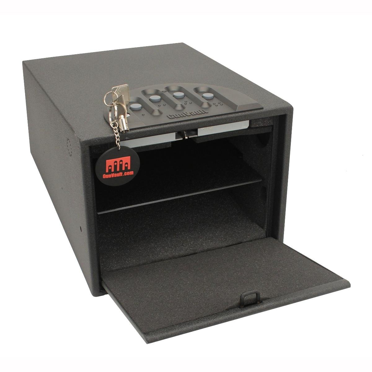 Amazon.com: Gunvault GV2000S Multi Vault Standard Gun Safe: Home ...