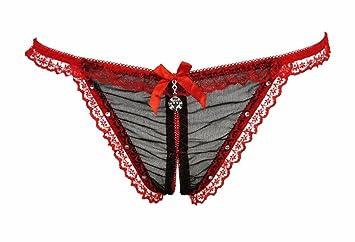 LOVEN Women Knickers Lace Massage Thon G String Underwear Ladies Sexythere  Is No Archive Sexy T 73dd77ecc