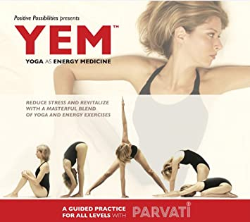 Parvati - YEM: Yoga as Energy Medicine - Audio CD - Amazon ...