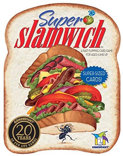 Super Slamwich (Play Slap Card Game)