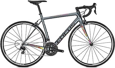 Focus izalco Race 105 Battle bicicleta de carreras Grey Freestyle ...