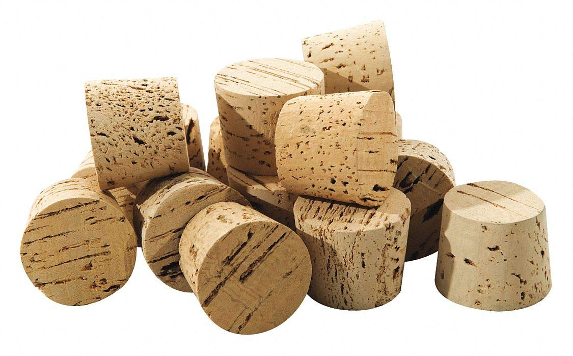 Tapered Cork, Trade Size 16, PK60