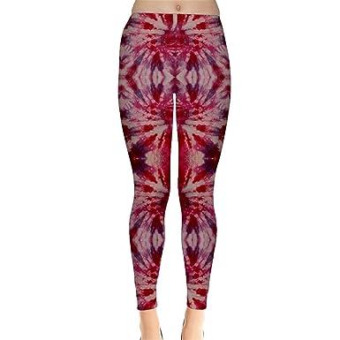 43200a4a260d2a Amazon.com: CowCow Womens Tie Dye Leggings: Clothing