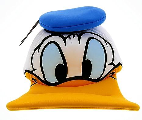 amazon com disney parks exclusive long bill donald duck hat