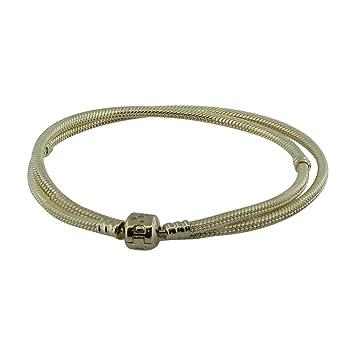 Pandora 550703 42 Gold Collier P Lock 42cm