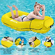 SEGOAL Pool Floats Inflatable Floating Lounger Chair Water Hammock Raft Swimming Ring Pool Toy for Adults &