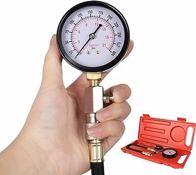 G324 Auto Car Engine Cylinder Pressure Compression Tester Gauge Diagnostic Tool