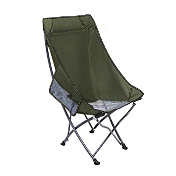 Super Amazon Com Nevy Camping Chairs Folding Heavy Duty High Back Short Links Chair Design For Home Short Linksinfo