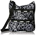 LeSportsac Classic Kylie Cross Body Bag, Efflorescent