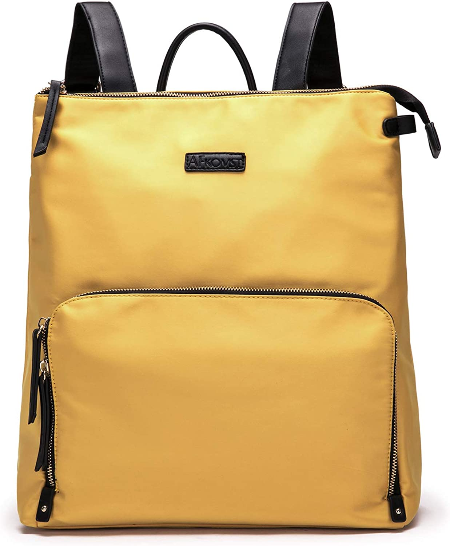 Nylon Backpack Multipurpose Daypack Tear Resistant Rucksack Satchel School bag
