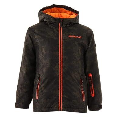 932687e1b4 Basher Surftex Jacket Green  Amazon.co.uk  Clothing