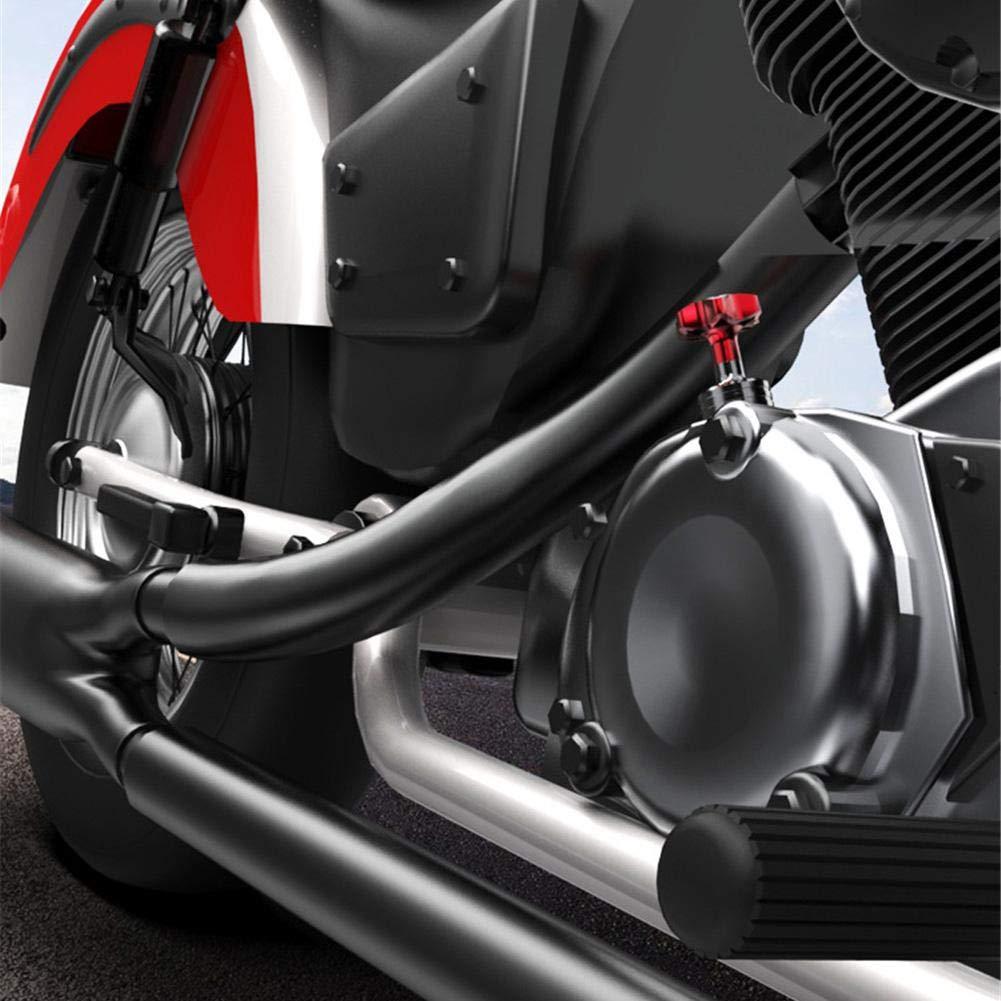 GY6 Motorrad-Motor-/Öltank-Messstab Innovatives Pedal-Zubeh/ör f/ür Honda Yamaha Kawasaki Suzuki Easy-topbuy /Öltank-Messstab