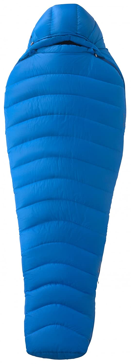 Marmot Helium Sleeping Bag Long Cobalt Blue/Blue Night 2016 Mumienschlafsack