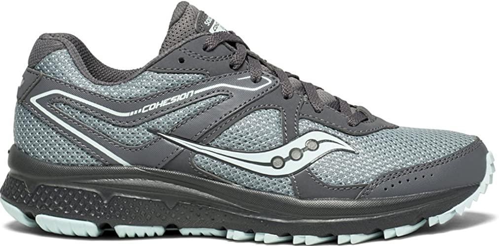 Saucony Women's Grid Cohesion TR 11 Ankle High Trail Runner