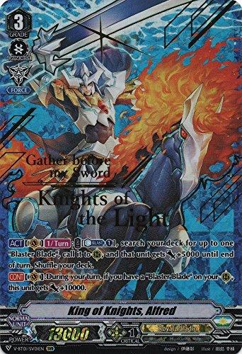 King of Knights, Alfred - V-BT01/SV01EN - SVR - V Booster Set 01: Unite! Team Q4 - Cardfight!! Vanguard