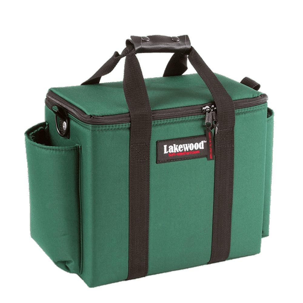 Lakewood Musky Jr Tackle Box Green A036 by Lakewood