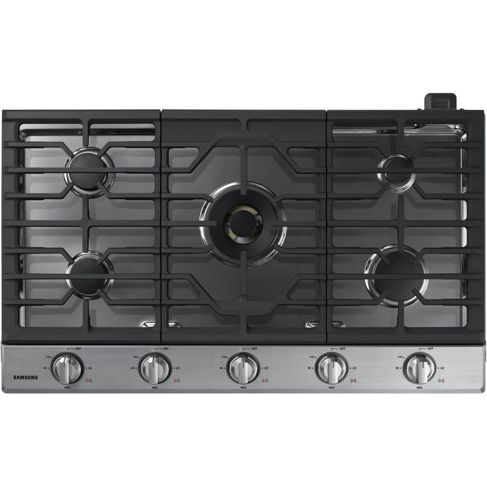 Samsung 36'' Stainless Steel Gas Cooktop