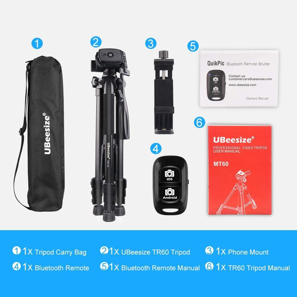 Camera & Photo 5kg/11lb Load TR60 Load Portable Lightweight ...
