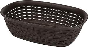 Plastic Baskets - Brown, 05207-BROWN