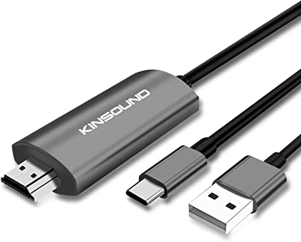 Durable PREMIUM Type C USB-C to HDMI Adapter for MacBook Pro//MacBook//iMac 2017
