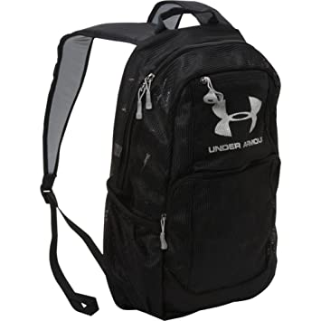 under armor mesh backpack