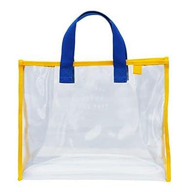 fd61d91702e X charmer Fashion Womens Summer Transparent Clear PVC Travel Beach ...