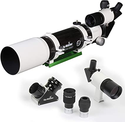 Sky-Watcher EvoStar 80 APO Doublet Refractor – Compact and Portable Optical Tube for Affordable Astrophotography