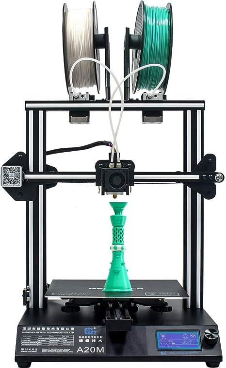 giantarm Geeetech A20 M Impresora 3D con Gran tamaño de impresión ...
