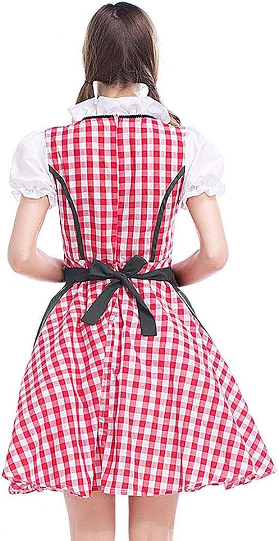 Amazon.com: Da Mai - Vestido alemán para mujer, estilo ...