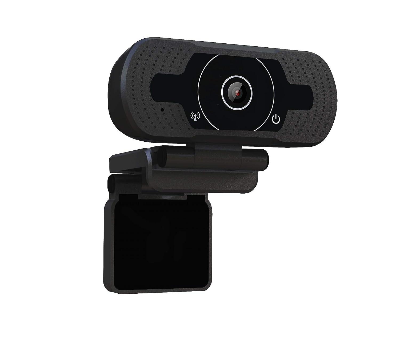 Anivia Full HD Webcam 1080p USB Webcam mit Dual-Mikrofon Autofokus 8 MP Kamera Webcams Breitbild Video Anruf und Aufnahme f/ür Laptop PC Skype Stream Gaming