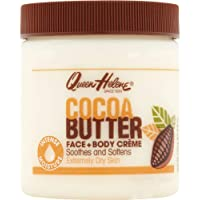 QUEEN HELENE Cocoa Butter Creme 4.8 oz (Pack of 4)