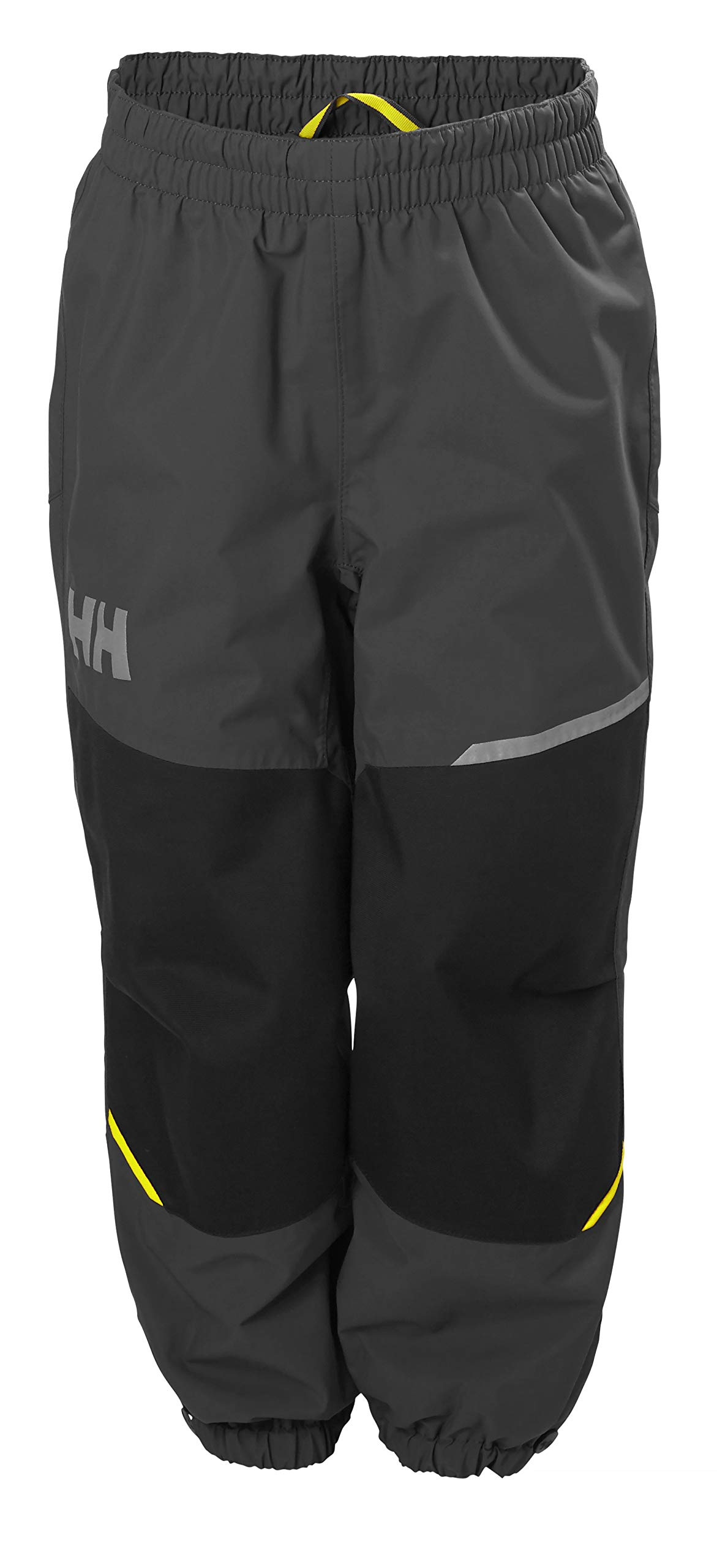 Helly Hansen Juniors Norse Waterproof Breathable Rain Pant, Ebony, Size 4 by Helly Hansen